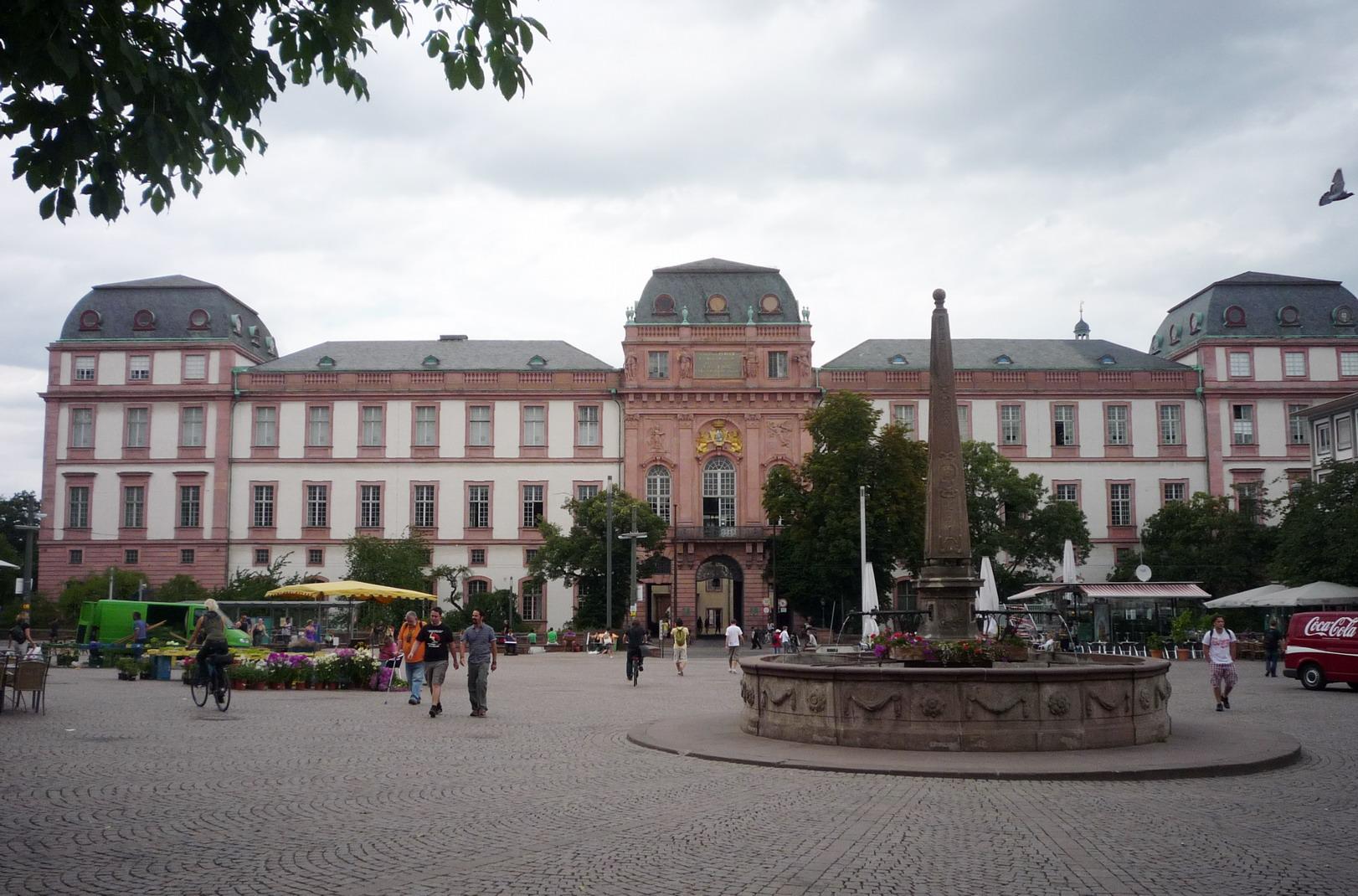 Darmstadt kennenlernen
